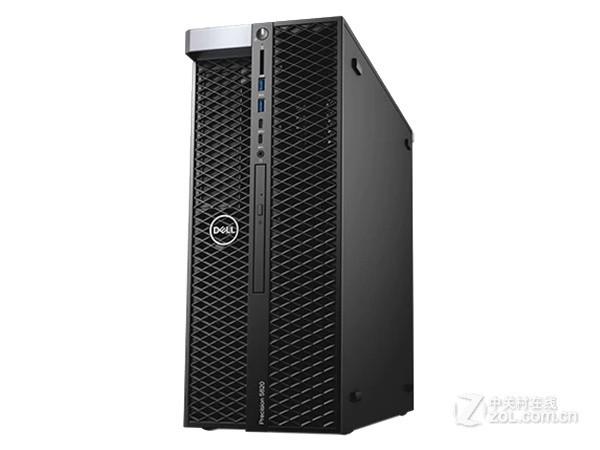 戴尔Precision T5820(Xeon W-2123/64GB/512GB+4TB/P2000)