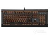 达尔优EK812橙光版机械键盘