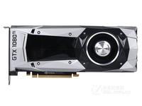 英伟达Nvidia GeForce GTX 1080Ti 11G原厂公版显卡泰坦皮信仰灯
