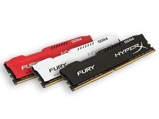 金士顿骇客神条FURY 4GB DDR4 3466