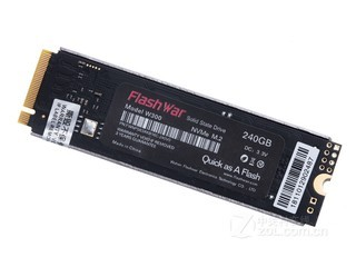 Flash War W300  NVMe M.2(240GB)