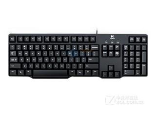 罗技K100键盘 黑色