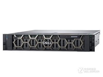 戴尔 PowerEdge R740xd 机架式服务器(Xeon 铜牌 3104/8GB/300GB)