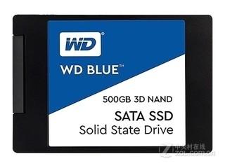 西部数据WDS500G2B0A