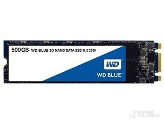 西部数据WDS500G2B0B