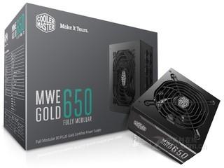 酷冷至尊MWE GOLD 650W(MPY-6501-AFAAG-CN)