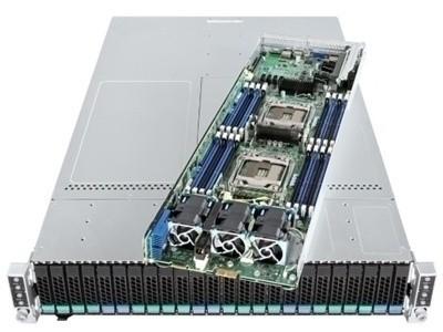 Intel H2224XXKR2+HNS2600TP24R*4