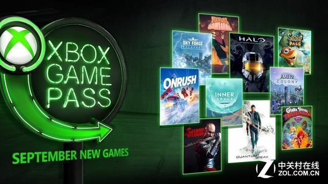 大作不断 Xbox Game Pass 9 月新游