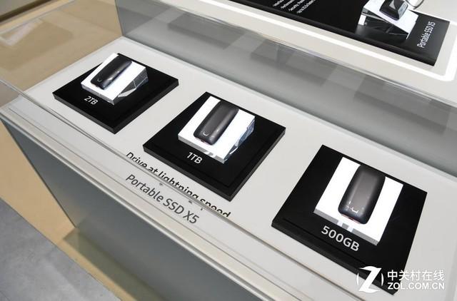 IFA2018 三星新品X5正式发售 就等你来