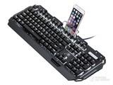 新盟x10曼巴狂蛇復古朋克經典版鍵盤(黑軸)
