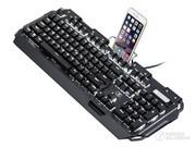 新盟 x10曼巴狂蛇复古朋克经典版键盘(黑轴)