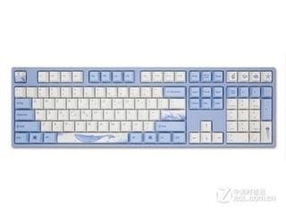 阿米洛MA108海韵静电容机械键盘(玫瑰红轴)