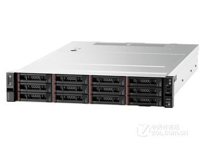 联想 ThinkSystem SR590(Xeon 银牌4110*2/16GB*2/4TB*3)