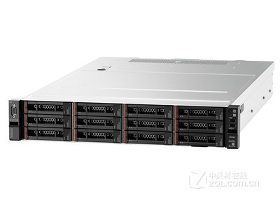 联想 ThinkSystem SR590(Xeon 银牌4110/16GB*2/600GB*2)