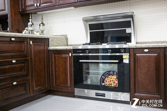 厨房印象从此改变 奥田智能大师M2体验