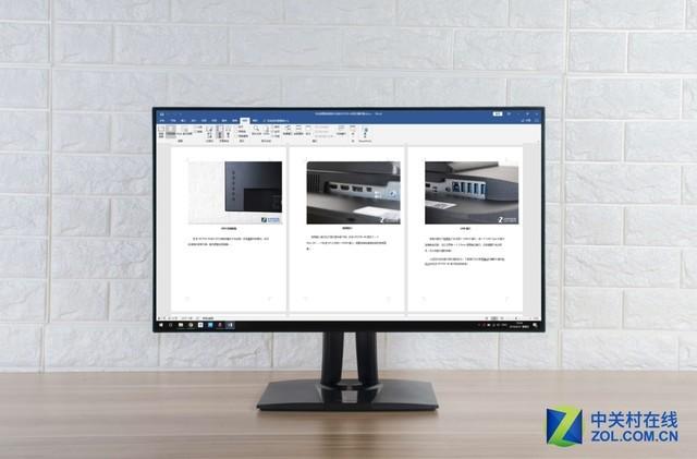 专业制图品质典范 优派VP2768-4K显示器评测