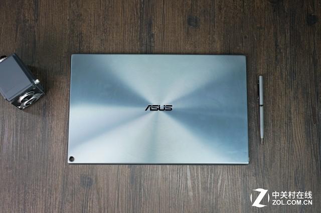 同屏外接扩展!华硕ZenScreen GO便携显示器评测