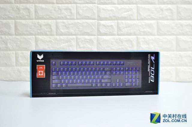 一款键盘操控四台设备 雷柏V708评测