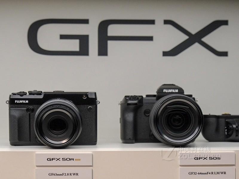 富士GFX 50R