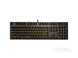 雷柏V500PRO单光青轴游戏机械键盘