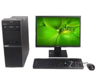 宏碁 Veriton D430 6458(G4560/4GB/1TB/集显/19.5LCD)