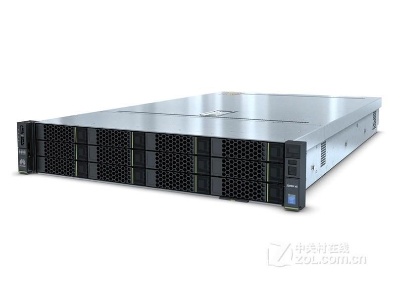 华为FusionServer 2288H V5(Xeon Gold 6140*2/16GB*8/2TB*4+480GB*4)