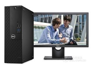 戴尔OptiPlex 3050SFF(i3 7100/4GB/1TB/19.5LCD)