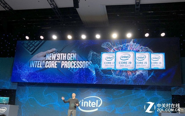 英特尔第九代酷睿处理器补全 2季度发移动版