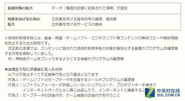 日本将禁止提供游戏存档 内容修改服务