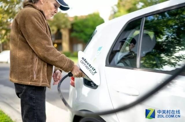 大众现已重新开放电动汽车充电网络
