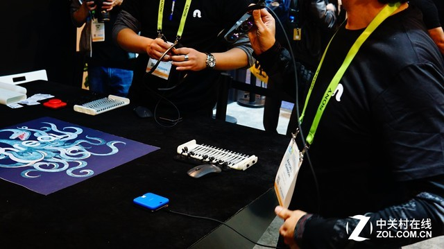 骁龙VR解决方案平台:nreal分离式AR眼镜