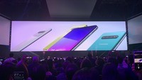 三星Galaxy S10(全網通)發布會回顧1
