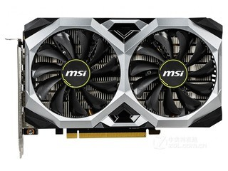 微星GeForce RTX 2060 VENTUS XS C 6G OC
