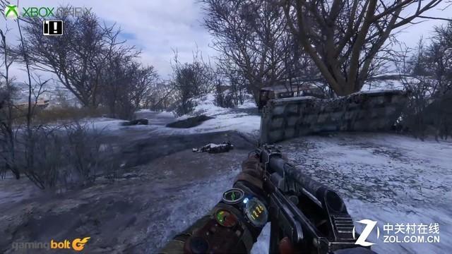地铁逃离游戏 DX11模式下PC版画面最强