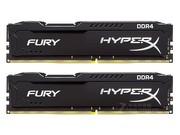 金士顿 骇客神条FURY 16GB DDR4 3200(HX432C18FB2K2/16)套装