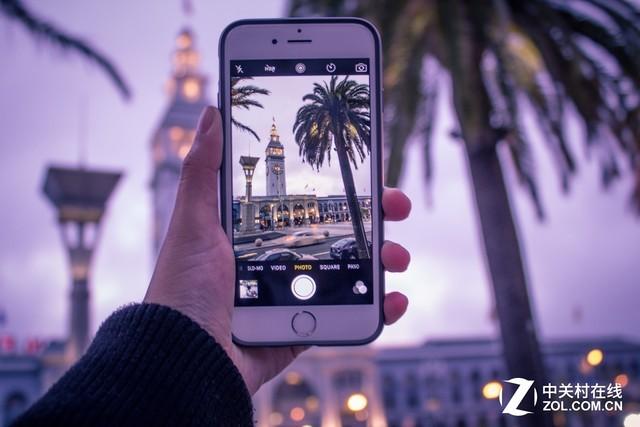 一张好照片不是只按快门 iPhone手机拍照指南