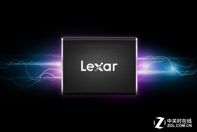雷克沙固态采用USB-C接口 读速950MB/s