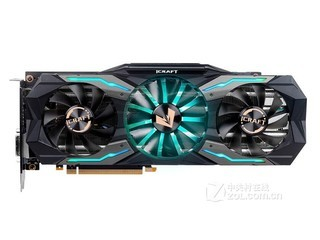 铭瑄 GeForce RTX 2060 iCraft GM OC 6G