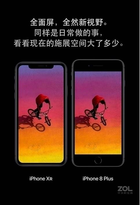 苹果iPhone XR(全网通)评测图解产品亮点图片4