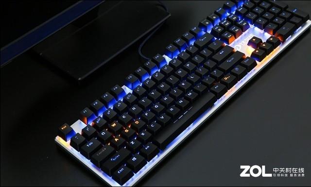 达尔优机械师合金版机械键盘