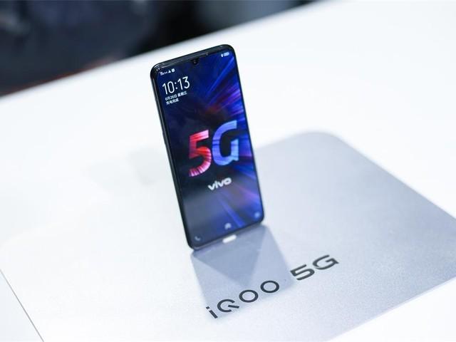 iQOO 5G版将搭载骁龙855 Plus 下月发布