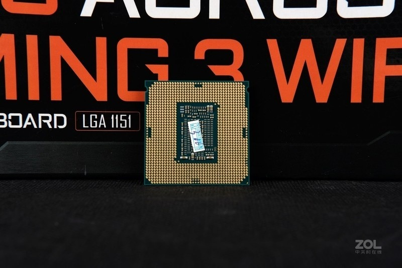 Intel 酷睿i5 8400原创图赏