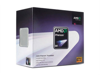 AMD 羿龙三核