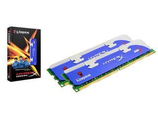 金士顿2GB DDR2 800(低延迟双通道套装HyperX)