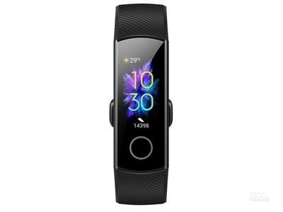 荣耀 手环5 NFC版 【微信13592473367,幻彩屏触控,表盘市场,睡眠、血氧检测、实时心率,50米防水+泳姿识别,移动支付】