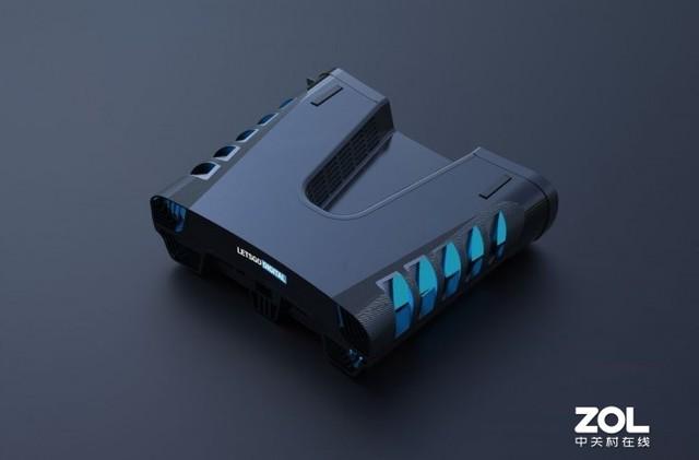 PS5的高清渲染图来了 看起来很有科技感