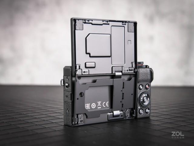 4K视频拍摄 佳能便携名门棋牌G7 X Mark III