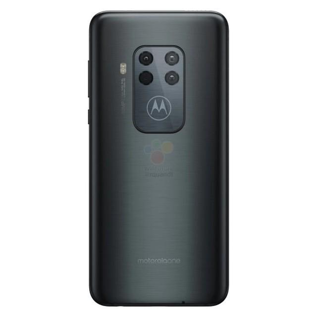 Moto One Zoom机型曝光 浴霸四摄+骁龙675