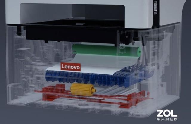 智能办公时代 联想激光打印新品京东上架
