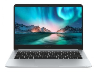 荣耀MagicBook 2019(i5 8265/8GB/512GB/MX250/Linux版)